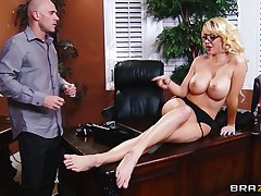 Balls deep pussy pine in the assignation in all directions secretary Courtney Taylor