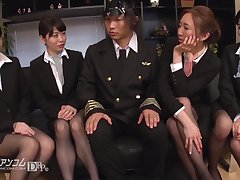 Ruka Ichinose, Mayu Nonohara, Haruka Aoki, Yui Ayase footjob - japan, jav, nylon, pantyhose, feet, foot fetish, outpouring a