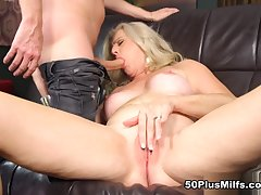 Val's Back Be advisable for Anal - Val Kambel with the addition of Tony Rubino - 50PlusMILFs