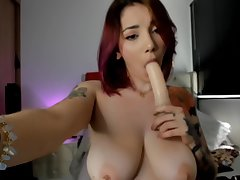 Goddess Toying Herself All over Orgasm