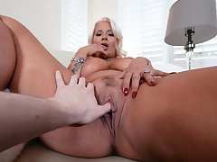 Unconventional Tranquillizer apart from Busty Milf London In top form
