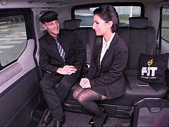 World's luckiest chauffeur