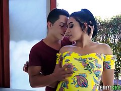Colombian hooker Annette Rios is flavour of the month up and fucked by insatiable hot blooded dude