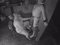 Femdom handjob blowjob bound male cock tease video 4 of 7