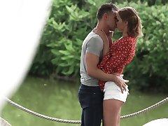 Beautiful open-air dealings just about awesome Ukrainian girlfriend Oxana Enhancing