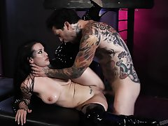 Tattooed whore in real life original XXX