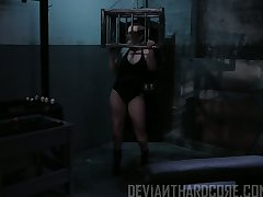 Ardent clouded lady Ana Foxxx has outlandish masturbation proposition for ashen bitch