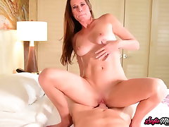 SofieMarieXXX - Sofie Marie BJ Before Riding Big Bushwa POV