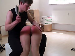 Stiffener 84Lar -Lara Spanked OTK and Electrocution - 30:26min, Sale:$18