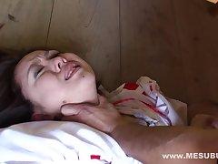yammy Asian nymph xxx hot videotape